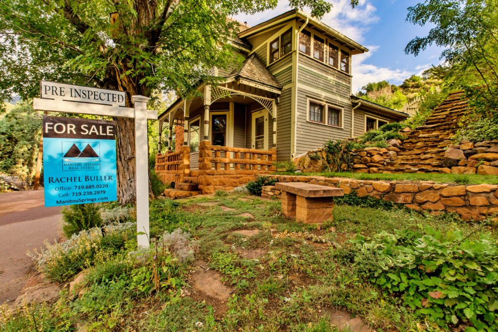 Manitou Springs Real Estate pre inspects houses for free