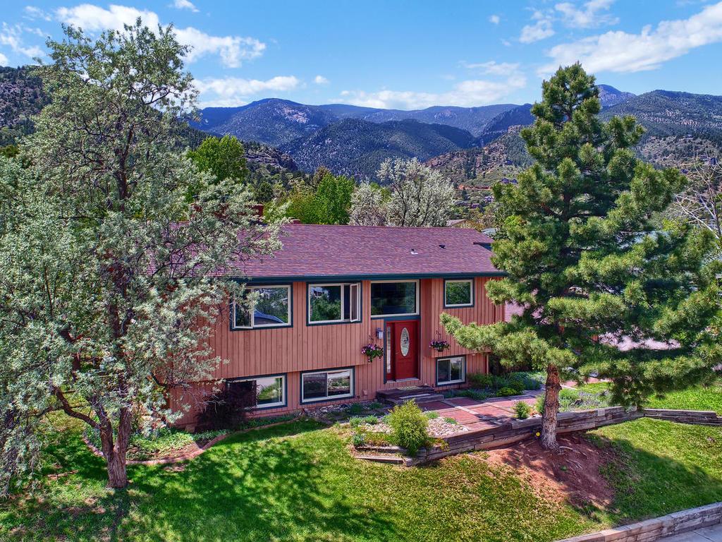 17 Kreg Lane, Manitou Springs, CO 80829 - Manitou Springs Real Estate